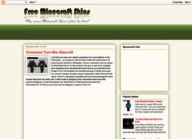 freeminecraftskins.blogspot.com