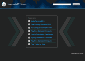 freemods2013.com