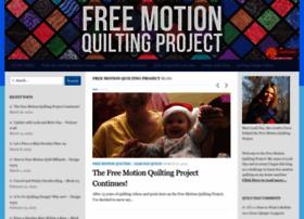 freemotionquilting.blogspot.pe