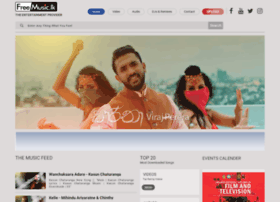 freemusic.lk FreeMusic.lk | Sinhala Songs | Music Videos | PC, Mobile