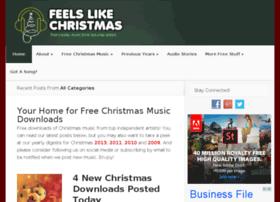 freemusicforchristmas.com