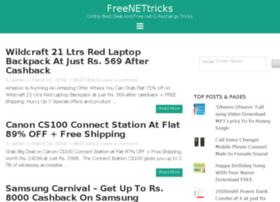 freenettricks.com