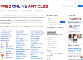 freeonlinearticles.org