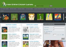 freeonlinecricketgames.co.uk