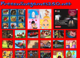 freeonlinegames250.net