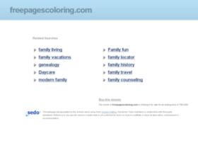 freepagescoloring.com
