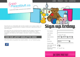 freeparentstuff.ca