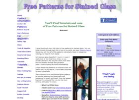 freepatternsforstainedglass.com