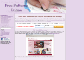 freepatternsonline.com