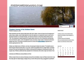 freepowerboards.com