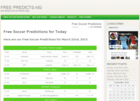 freepredictsng.com