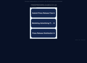 freepressreleases.co.uk