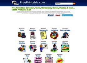 freeprintable.com