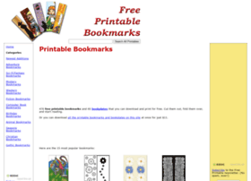 freeprintablebookmarks.net