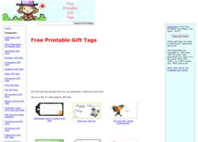 freeprintablegifttags.net
