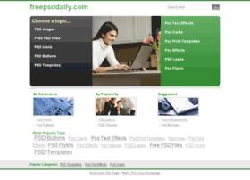 freepsddaily.com