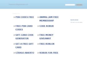 freepsncodegenerator.net