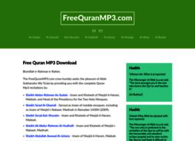 freequranmp3.com