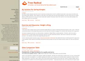 freeradicalfederation.com