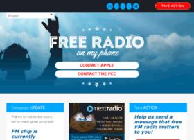freeradioonmyphone.org