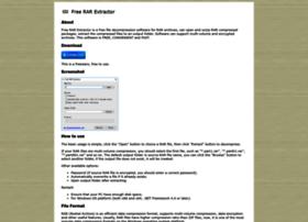 freerarextractor.com