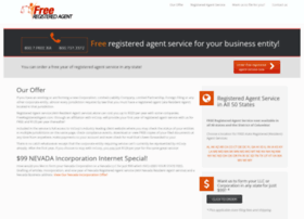 freeregisteredagent.com