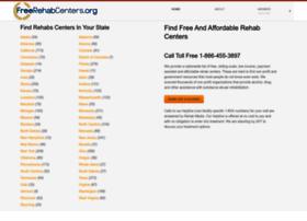 freerehabcenters.org