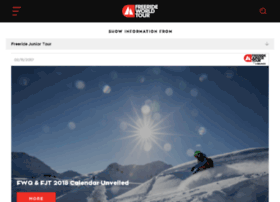freeridejuniortour.com