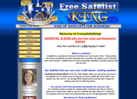 freesafelistking.com