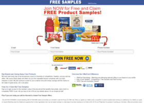 freesamples.offerfind.com.au