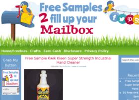 freesamples2fillupyourmailbox.com