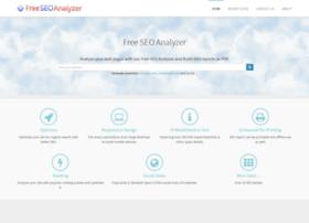 freeseoanalyzer.com