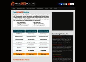 freesitehosting.com
