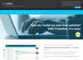 freesites.com.au