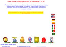 freesoccerwallpapersscreensavers.pages3d.net