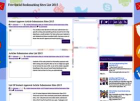 freesocialbookmarkingsiteslists.blogspot.com