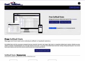 freesoftballstats.com