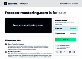 freeson-mastering.com