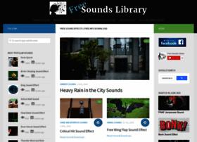 freesoundslibrary.com