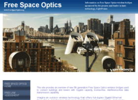 freespaceoptics.org