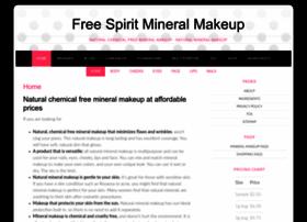 freespiritmineralmakeup.com