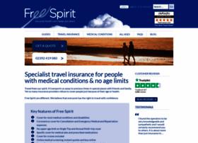 freespirittravelinsurance.com