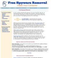 freespywareremoval.info
