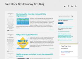 freestocktipsintradaytips.blogspot.in