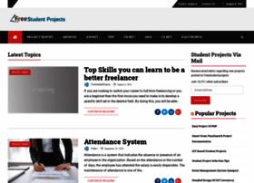 freestudentprojects.com