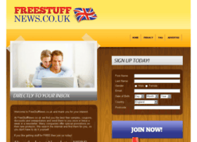 freestuffnews.co.uk