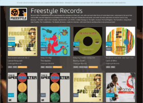 freestylerecords.kudosrecords.co.uk