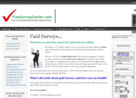 freesurveycenter.com