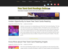 freetarotcardreadingsonline.net