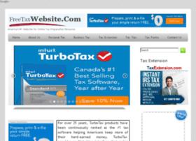 freetaxwebsite.com
